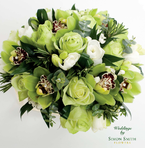 Weddings by Simon Smith Flowers