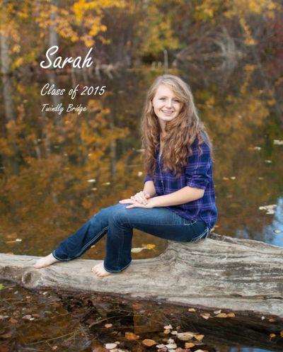 Sarah's Sr Book