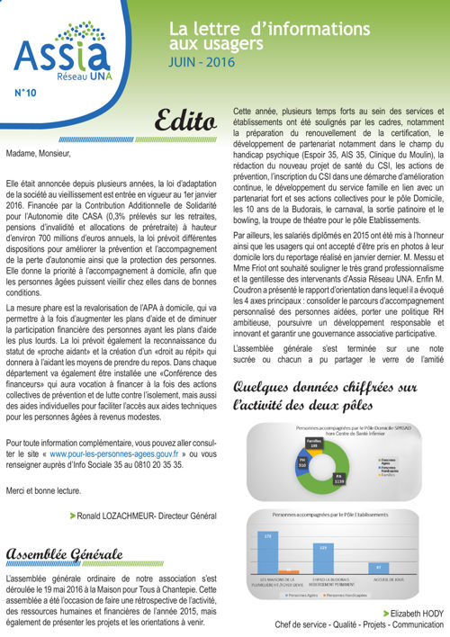 Lettre-usagers- n°10