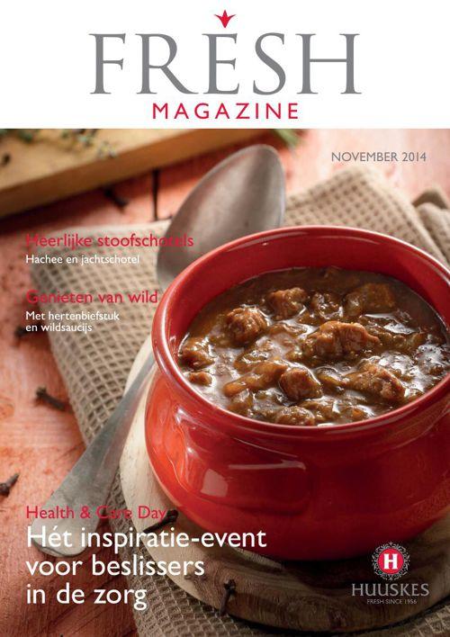 Fresh Magazine November 2014