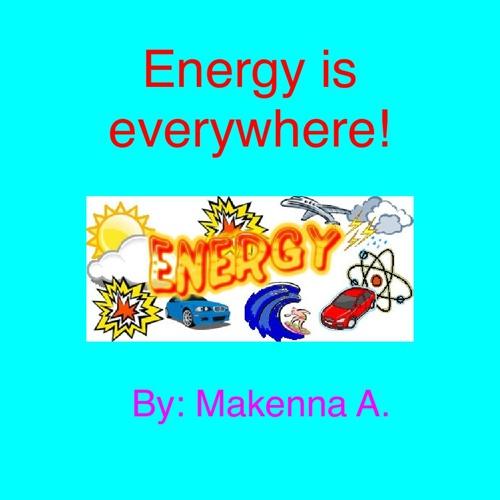 Bunetto energy Energy is every