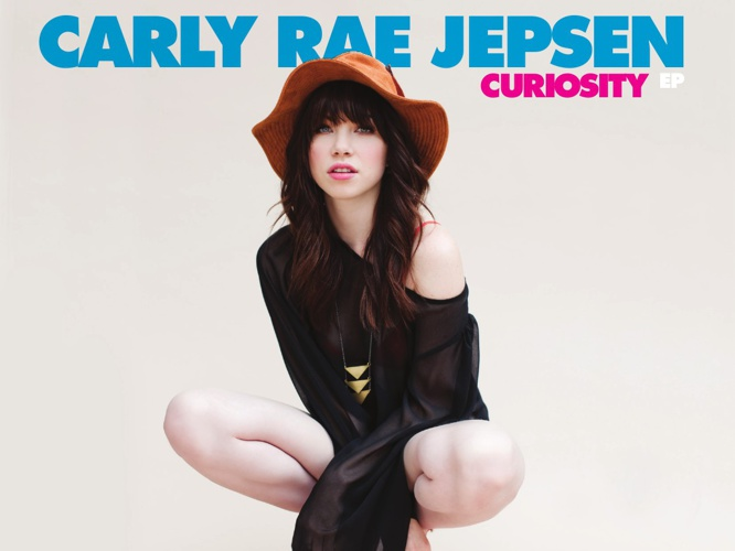 DIGITAL BOOKLET- CURIOSITY(CARLY RAE JEPSEN)