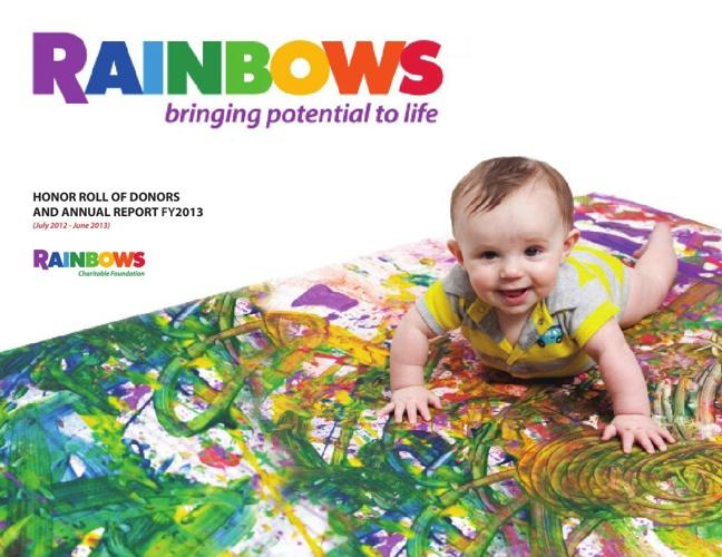 Rainbows United Annual Report
