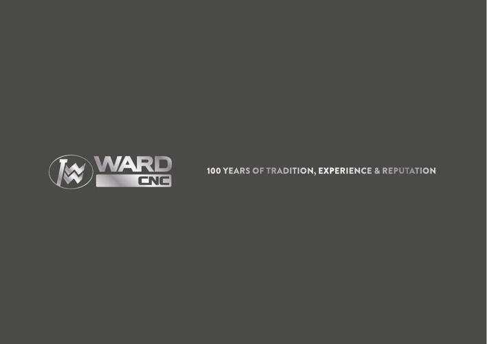 T W Ward CNC Machinery Ltd