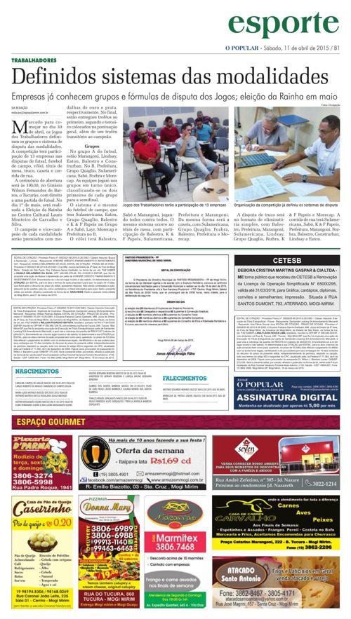 Edição 877 - 11-04-2015