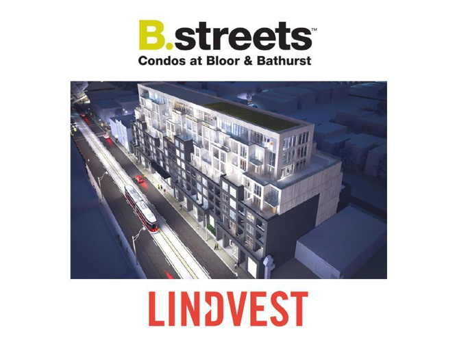 B.streets - Condos at Bloor & Bathurst
