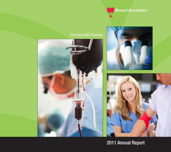 Blood Systems 2011 Annual Report