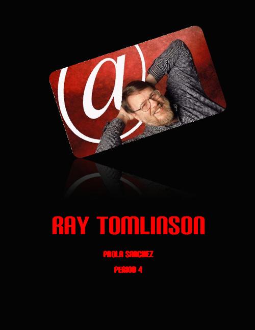 Ray Tomlinson