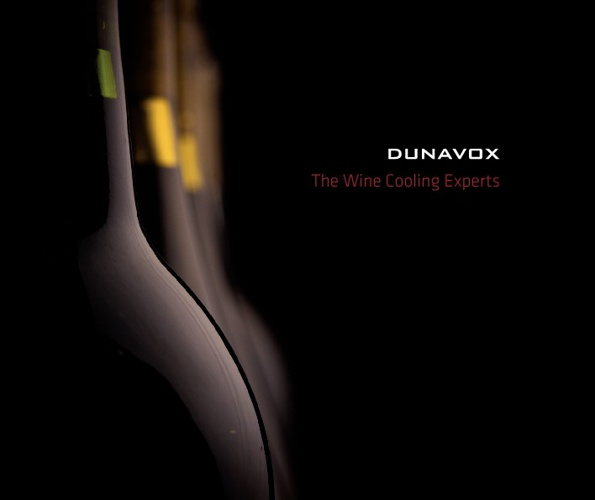 Catalogo Cantine e armadi per vino Dunavox