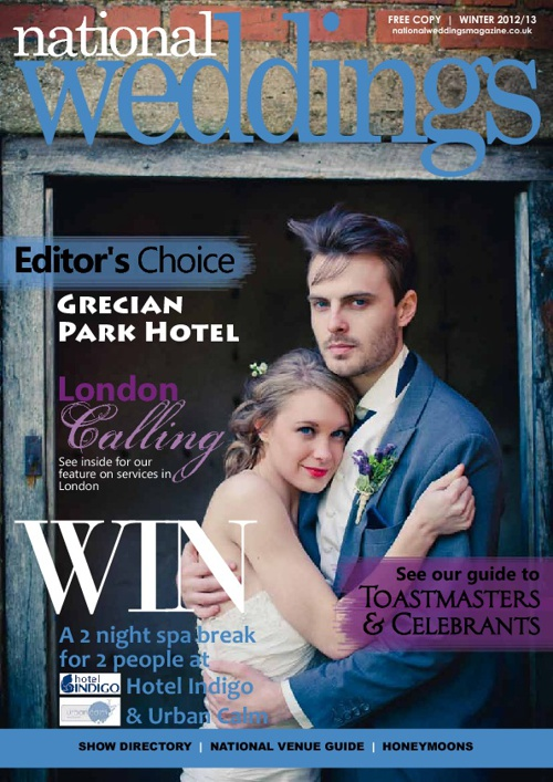 National Weddings Magazine Winter 2012/13