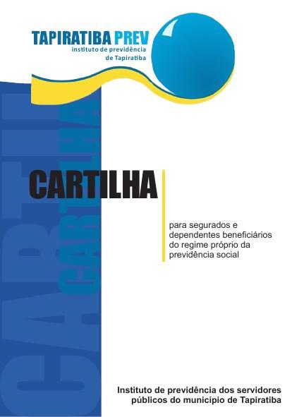 Cartilha de Tapiratiba Prev