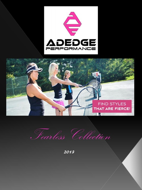 AdEdge Performance Fearless Collection
