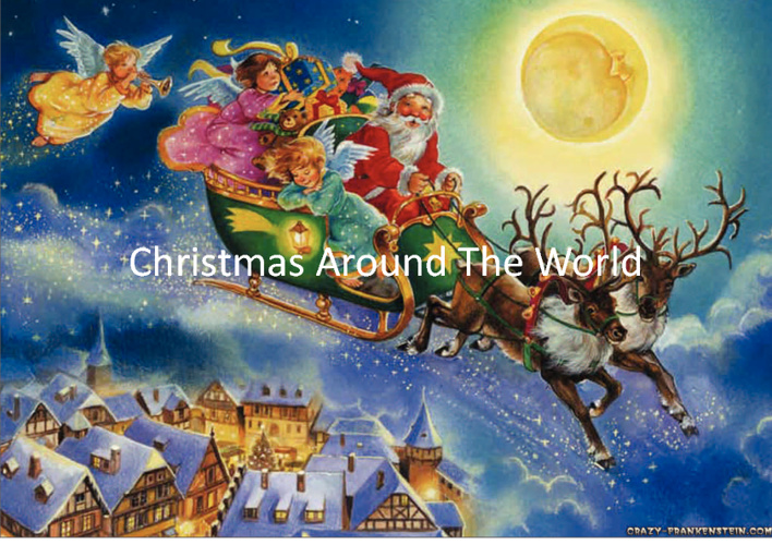 Christmas Around The World By Noah