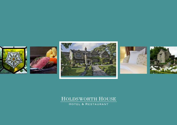 Holdsworth House Hotel West Yorkshire - Brochure