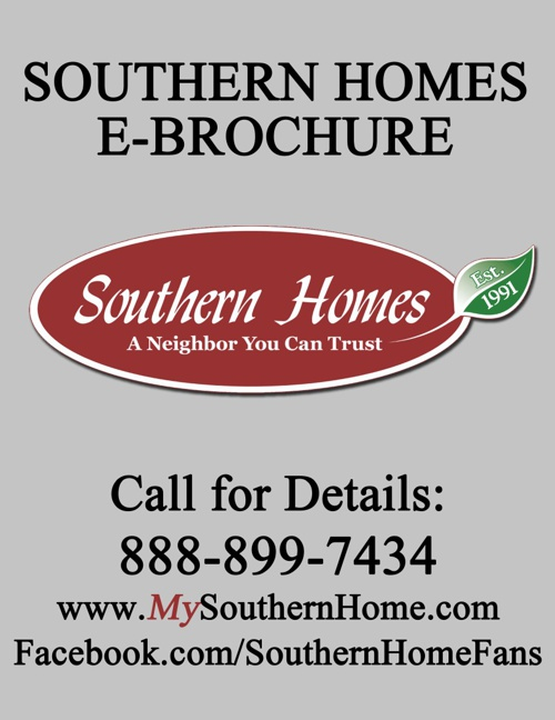 Southern Homes E-Brochure