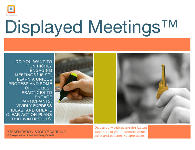 Displayed Meetings