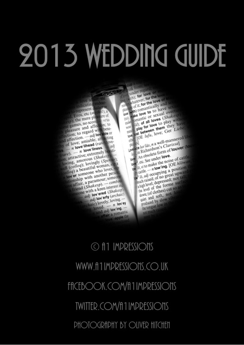 Wedding Brochure 2013