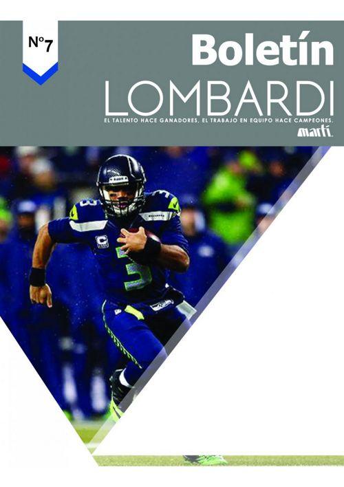 Boletín Lombardi no.7 - Usuarios Finales