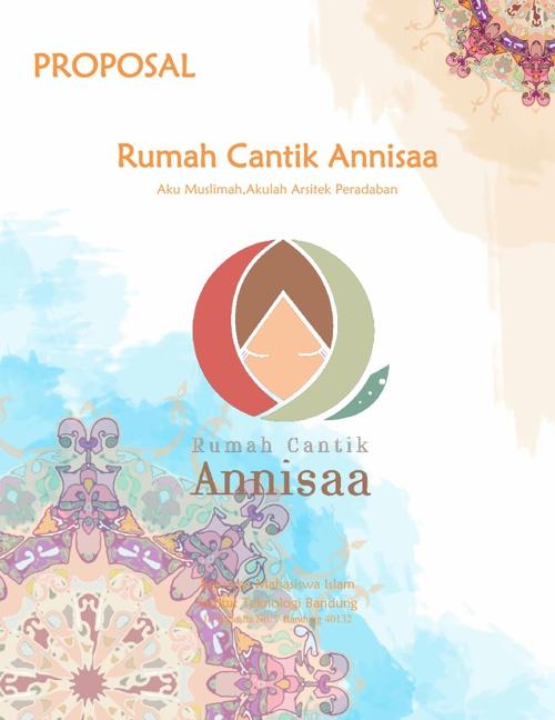 Proposal Rumah Cantik Annisa Gamais ITB 2013
