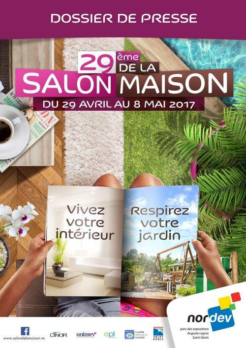 Salon de la maison 2017 - Dossier de presse