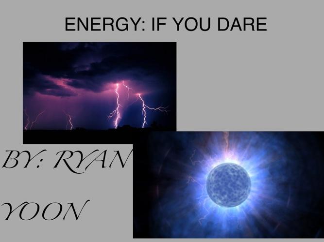 Boles-Energy if you dare!
