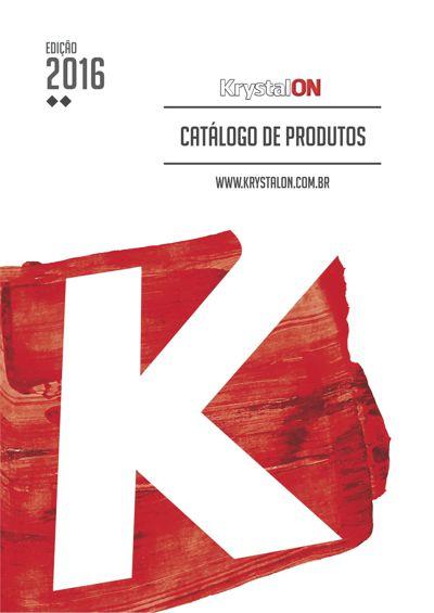 KrystalON - Catálogo de Produtos