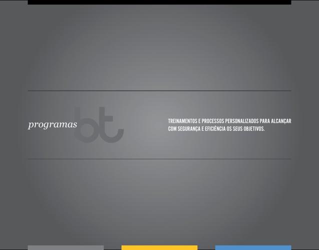 Folder Programas