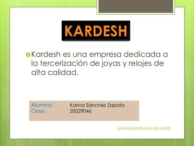 Kardesh
