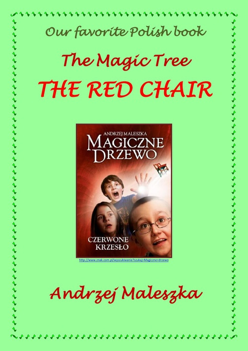The Magic Tree  THE RED CHAIR