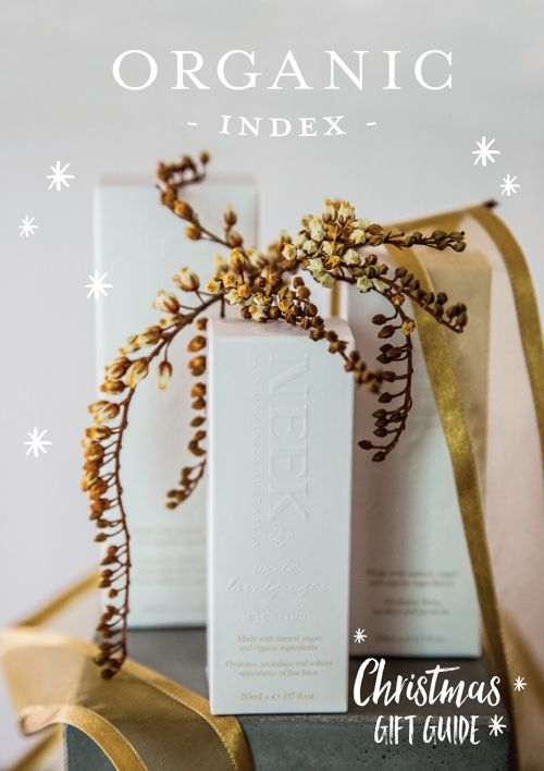 Organic Index Christmas Gift Guide