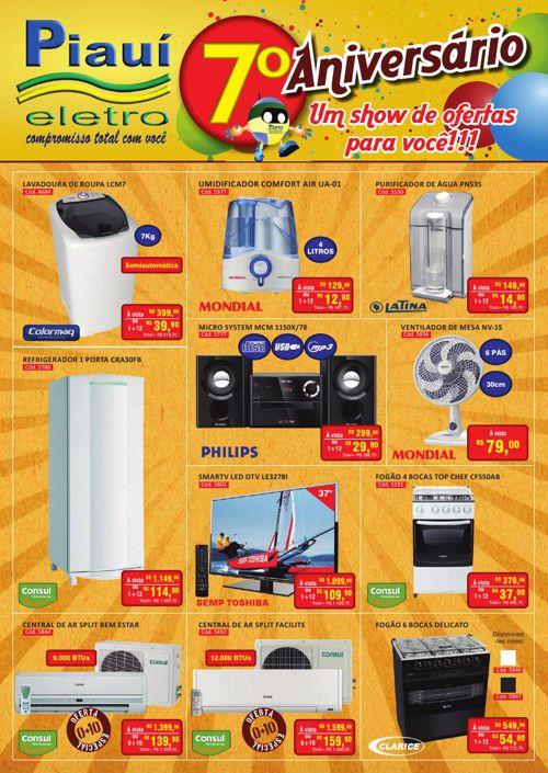 Encarte Piáui Eletro Agosto 2015