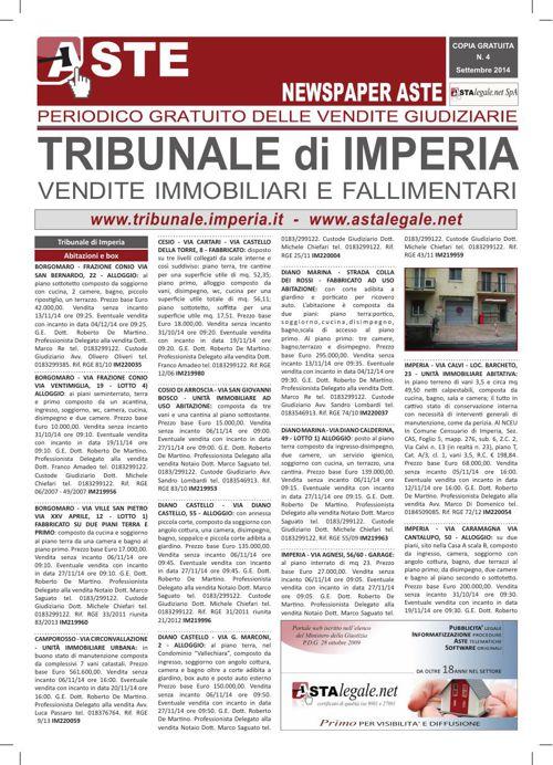 Imperia settembre 2014