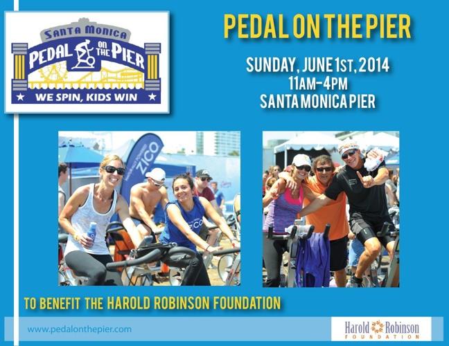 Pedal on the Pier 2014 Sponsorship Brochure