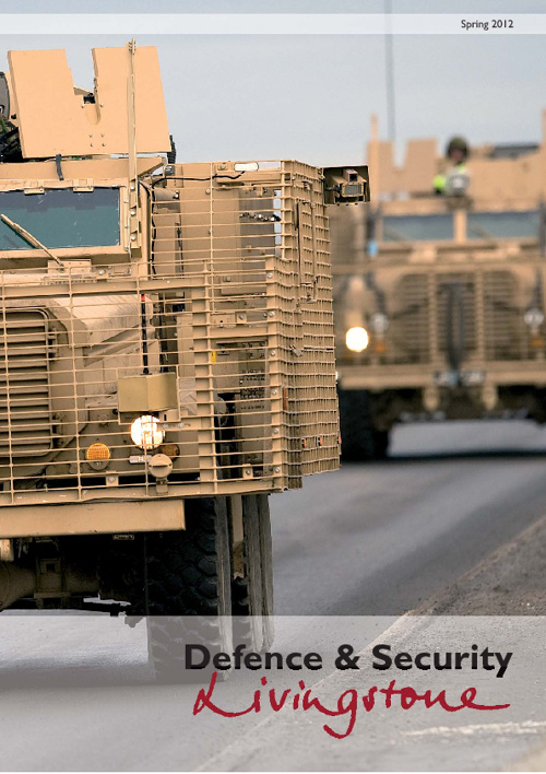 Defence and Security Newsletter - Spring 2012
