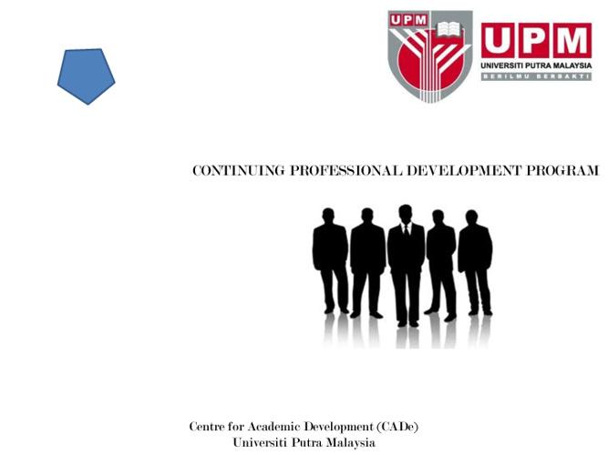Continue Professional Development Courses