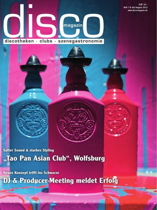 disco-magazin Ausgabe 7-8 2013