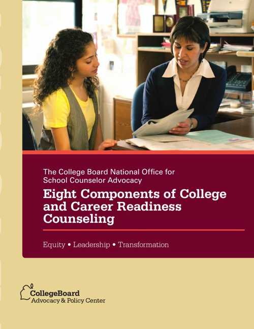 Eight Components  of College and Career Readiness
