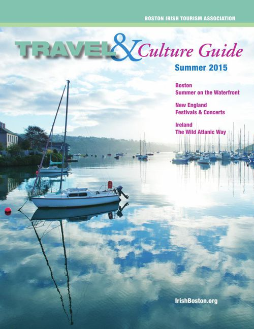 Travel & Culture Guide, Summer 2015