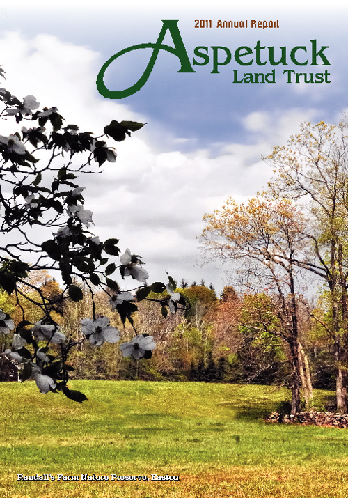 Aspetuck Land Trust 2011 Annual Report