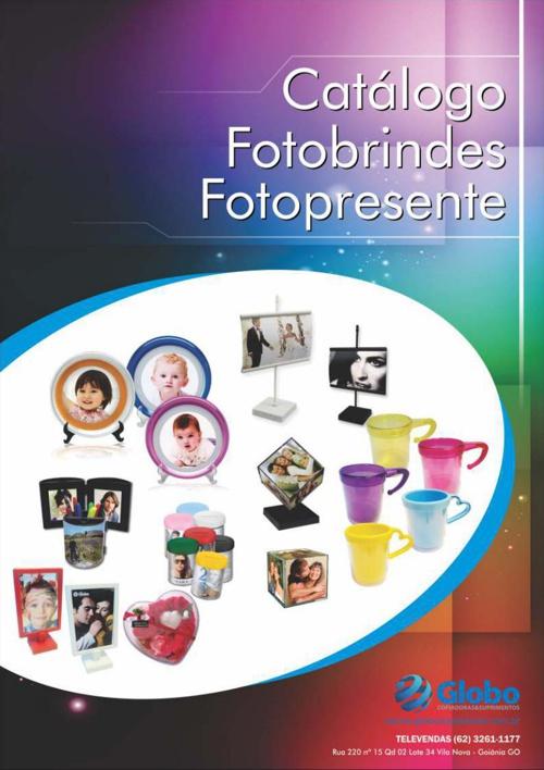 Catálogo Fotobrinde Fotopresente web