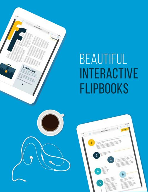 Interactive Flipbooks