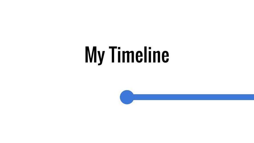 Tyler My Timeline