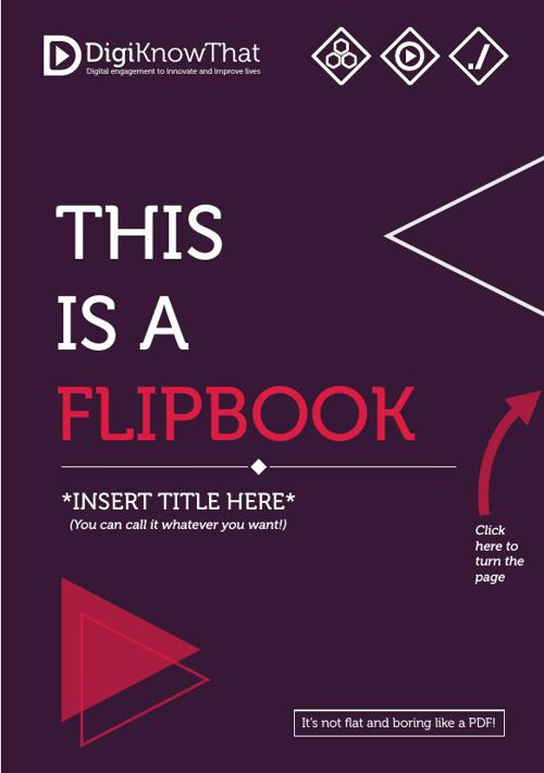 DigiKnowThat Flipbook
