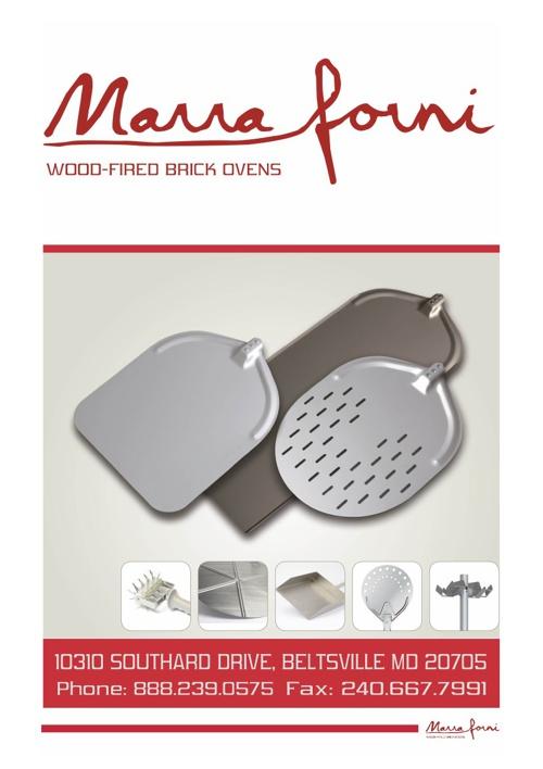 Pizza Peel Brochure