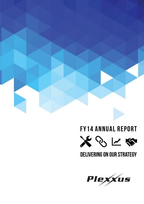 Plexxus FY14 Annual Report