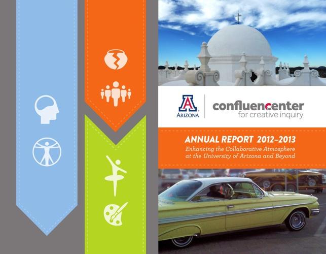 Confluencenter Annual Report 2013