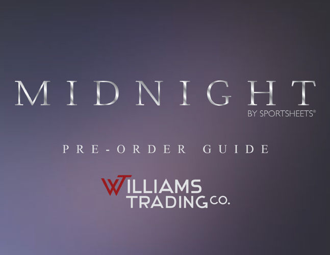 Midnight By Sportsheets Pre-Order Guide
