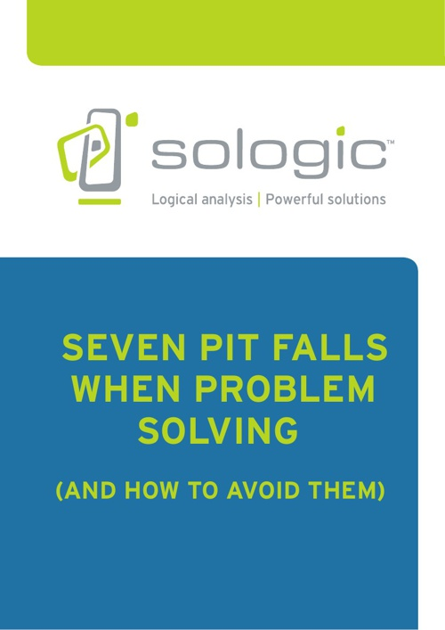 Sologic - Root Cause Analysis eBook