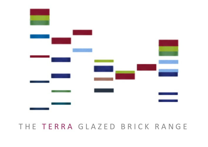The Terra Glazed Brick Range