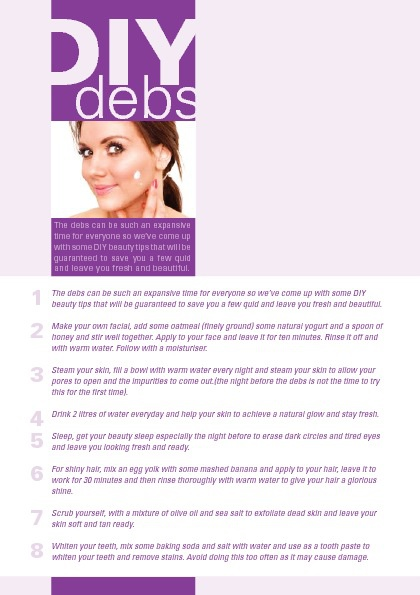 Debs Magazine November 2012 Issue Part 2